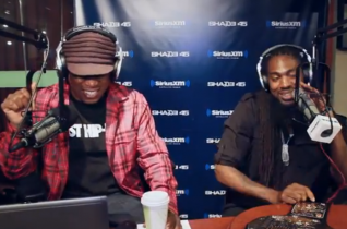 Pastor Troy on the radio with Sway