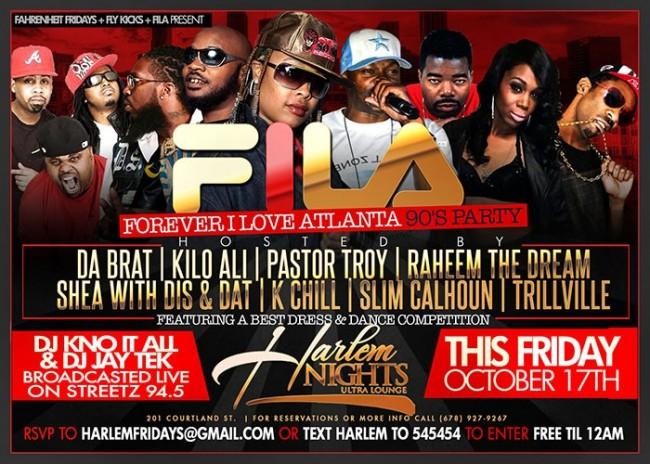 Harlem nights hosted by pastor troy dsgb radio