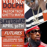 Pastor Troy – Young Dolph – Ghetto Mafia