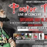 Mississippi – Pastor Troy Live!!! July 16