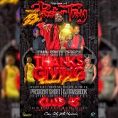 Pastor Troy Live Thanksgiving Night in Metter!