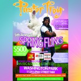 PT CRUZZA'S Fifth Annual Spring Fling!