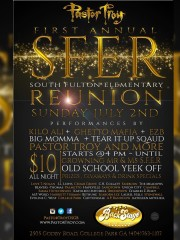 First Annual S.F.E.R. @ Backstage with PT, Kilo, Ghetto Mafia…