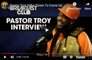 Pastor Troy Talks 'Down To Come Up' Film, Shawty Lo, Crunk Energy, Freaknik + More